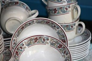 JOHNSON BROTHERS CHINA SET