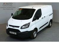 FORD TRANSIT CUSTOM 2.2 290 L1 H1 SHORT WHEELBASE LOW ROOF 5D 99 BHP
