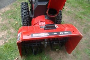 5-SNOW BLOWERS FOR SALE