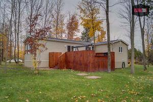 Maison modulaire sur dalle béton: 135 rue Chantal, Brigham Saint-Hyacinthe Québec image 2