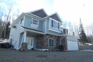 Newer home on 2.73 fenced acres with immaculate heated shop