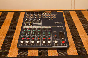 Yamaha Mixer  mg102c - 10in 2out