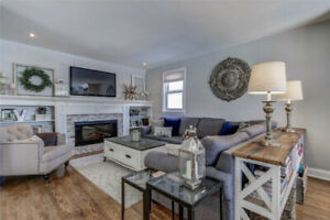 CUTE AS A BUTTON *RENOVATED* BUNGALOW IN NORTH OSHAWA!