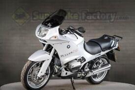 2002 02 BMW R1150 RS
