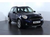 2014 MINI COUNTRYMAN COOPER SD ALL4 HATCHBACK DIESEL
