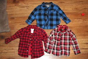 12-18 Month Joe Fresh shirts