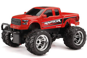 NEW BRIGHT Chargers FF Ford Raptor RC Vehicle