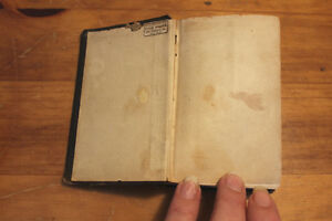 Old Hoyle's Game Book - 1845 London Ontario image 5