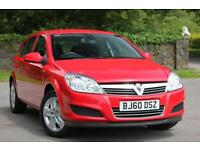 2010 VAUXHALL ASTRA ACTIVE HATCHBACK PETROL