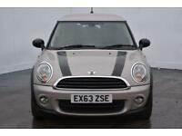 2013 63 MINI HATCH ONE 1.6 ONE BAKER STREET 3D 96 BHP
