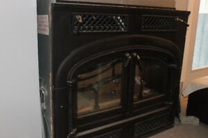 2010 Like New Vermont Castings Sequoia Zero Clearance Fireplace