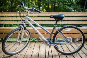 "KHS Town and Country DLX 17"" Bike- Great condition"