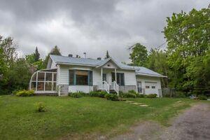 Cherstey Maison à vendre - 9,4 Arpents - Centris no  20703324