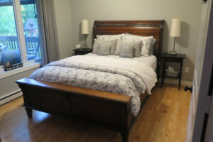 BED frame - QUEEN SIZE