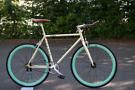 Free to Customise Single speed bike road bike TRACK bikedfggfgggggfff