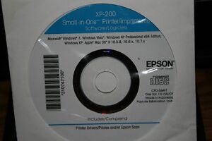 Epson – (Small-In-One) Printer