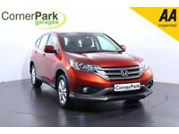 2012 HONDA CR-V I-VTEC SE ESTATE PETROL