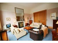 2 Bed Georgian Flat, Great King Street, Edinburgh,