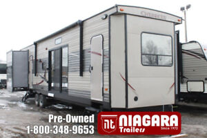 2015 Forest River Cherokee 39KR Park Model