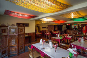 Spacious restaurant downtown Montreal for sale