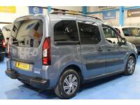 Citroen Berlingo diesel Auto Wheelchair adapted car mobility accessible vehicle