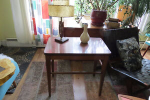 mid-century/retro/vintage side/end or night table