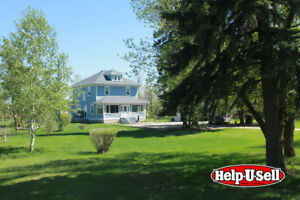 LIKE HORSES-5.34 acres with barn and outbuildings