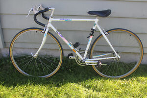 VINTAGE 1989 RALEIGH SUPER GRAND PRIX ROAD BIKE