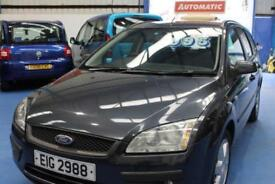 Ford Focus Estate Automatic 1.6 Petrol