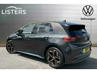 2021 Volkswagen ID.3 ELECTRIC HATCHBACK 150kW Tour Pro S 77kWh 5dr Auto Hatchbac