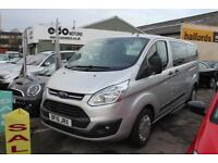 Ford Tourneo 300 ZETEC TDCI -One Owner - Full Service History, Perfect As A Tax