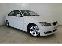 2011 11 BMW 3 SERIES 2.0 320D EFFICIENTDYNAMICS 4D 161 BHP DIESEL