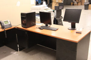 OFFICE FURNITURE / PHONE SYSTEMS