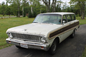 1964 Falcon Woody Wagon      MAKE AN OFFER