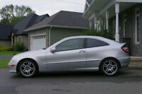 2005 Mercedes-Benz C-Class C230 Kompressor Coupe (2 door)