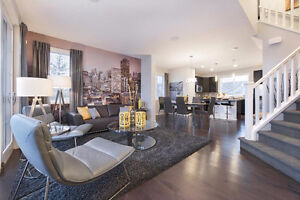 LUXURY, Park Facing, Brand New Town Home in SW w/ NO CONDO FEES
