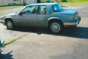 1986 Cadillac Eldorado Coupe (2 door)