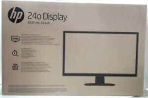 "Brand New HP 24"" Premium Business Full HD LED Monitor"