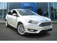 2014 Ford Focus TITANIUM X 1.5 TDCI 120PS WITH DRIVER ASSISTANCE PACK/SYNC2 NAVI