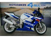 SUZUKI GSXR600 GSXR 600 K1 2001