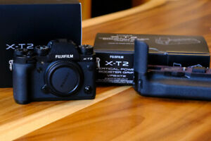 Fujifilm X-T2  like New MINT condition Camera System.