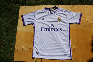 kids soccer jerseys Euro Clubs, personalize gift - kids name on Belleville Belleville Area image 7