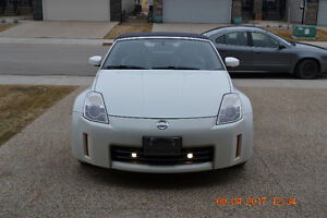 2006 Nissan 350Z Roadster Coupe (2 door)