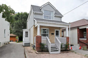 Totally Renovated Detached 3 Bedroom Home