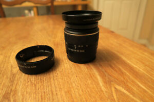 SONY DT 18-55mm  f3.5-5.6 lens for Sony Alpha mount (negociable)