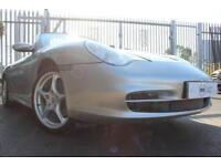 2004 04 PORSCHE 911 3.6 CARRERA 2 2D 316 BHP
