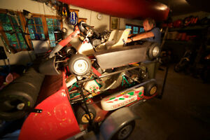 Go Kart 125cc Performant!!!