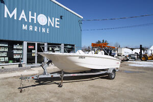 Boston Whaler 170SS with 90HP Mercury Outboard