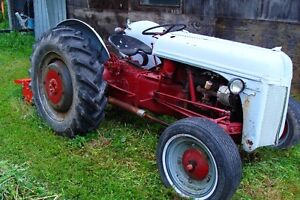 Ford Tractor needs to go