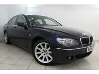 2006 56 BMW 7 SERIES 4.0 740I 4DR AUTOMATIC 302 BHP